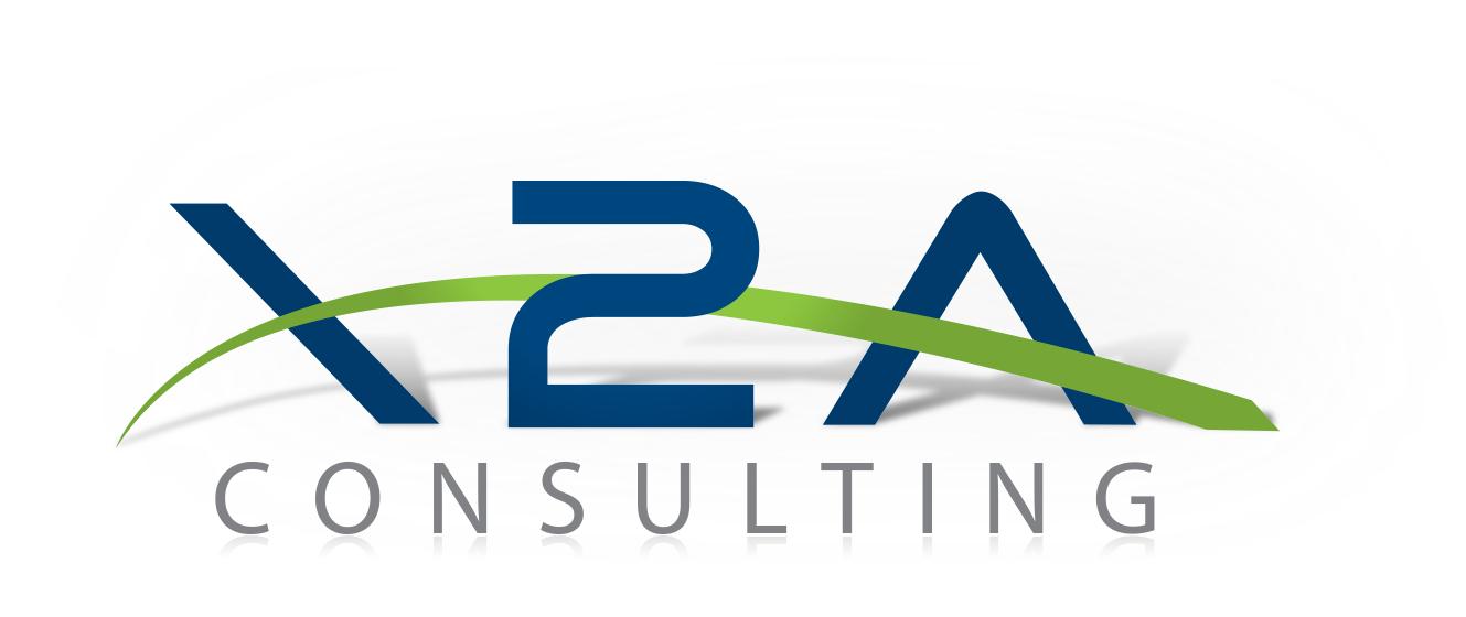 Portfolio Gallery - X2A Consulting logo
